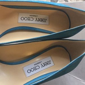 Jimmy Choo Shoes - Jimmy Choo classic pointed toe pump size 37